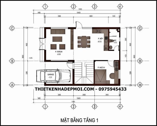 ban-ve-mat-bang-tang-tret-mau-nha-pho-2-tang-dep-80m2-3532
