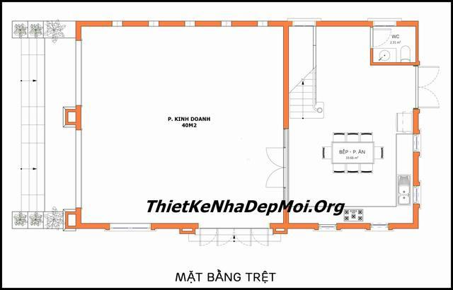 biet-thu-1-tret-1-lau-mai-thai-dep-9x15-mat-bang-tret