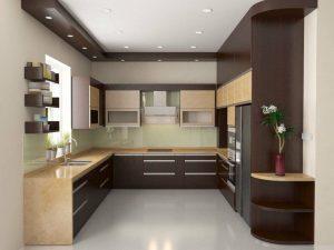 Đèn led âm trần cho nội thất nhà bếp
