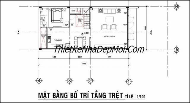 nha ong 3 tang mai thai 6x14m 4460