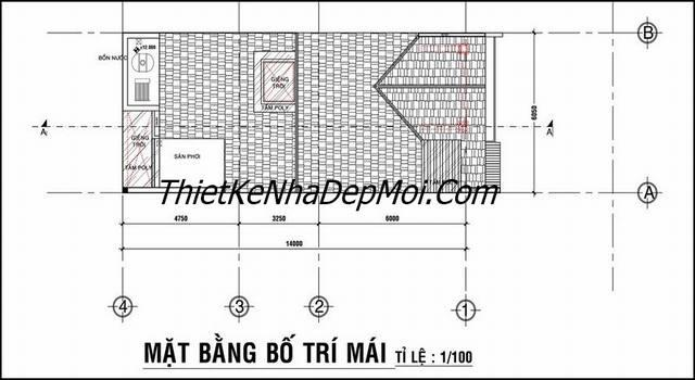nha ong 3 tang mai thai 6x14m 4463