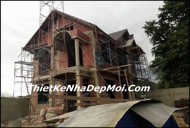 Thi công biệt thự ở Biên Hòa
