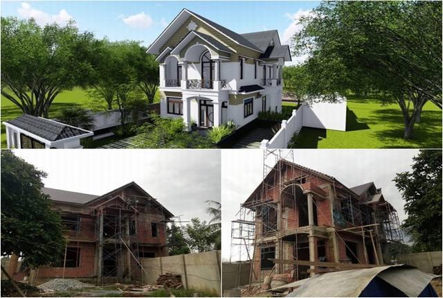 Danh sách công ty thiết kế xây nhà Biên Hòa uy tín chất lượng